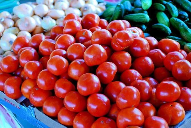 Epsom salt makes tastier vegetables