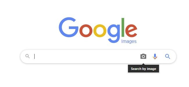Google Image Search search by image upload